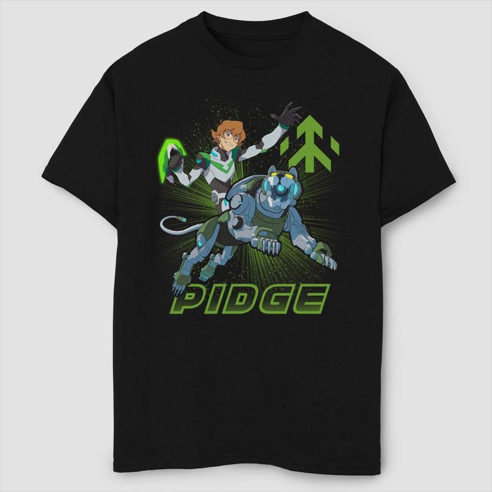 Boys 39 Voltron Legendary Defender Pidge Graphic T Shirt Black S