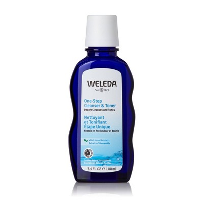 Weleda One-Step Cleanser & Toner - 3.4 fl oz