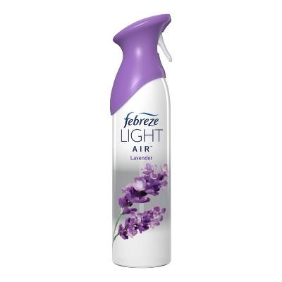 Febreze Light Odor-Eliminating Air Freshener - Lavender - 8.8 fl oz