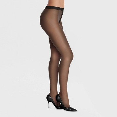 Women's L'eggs® Sheer Energy® All Sheer Pantyhose - Jet Black