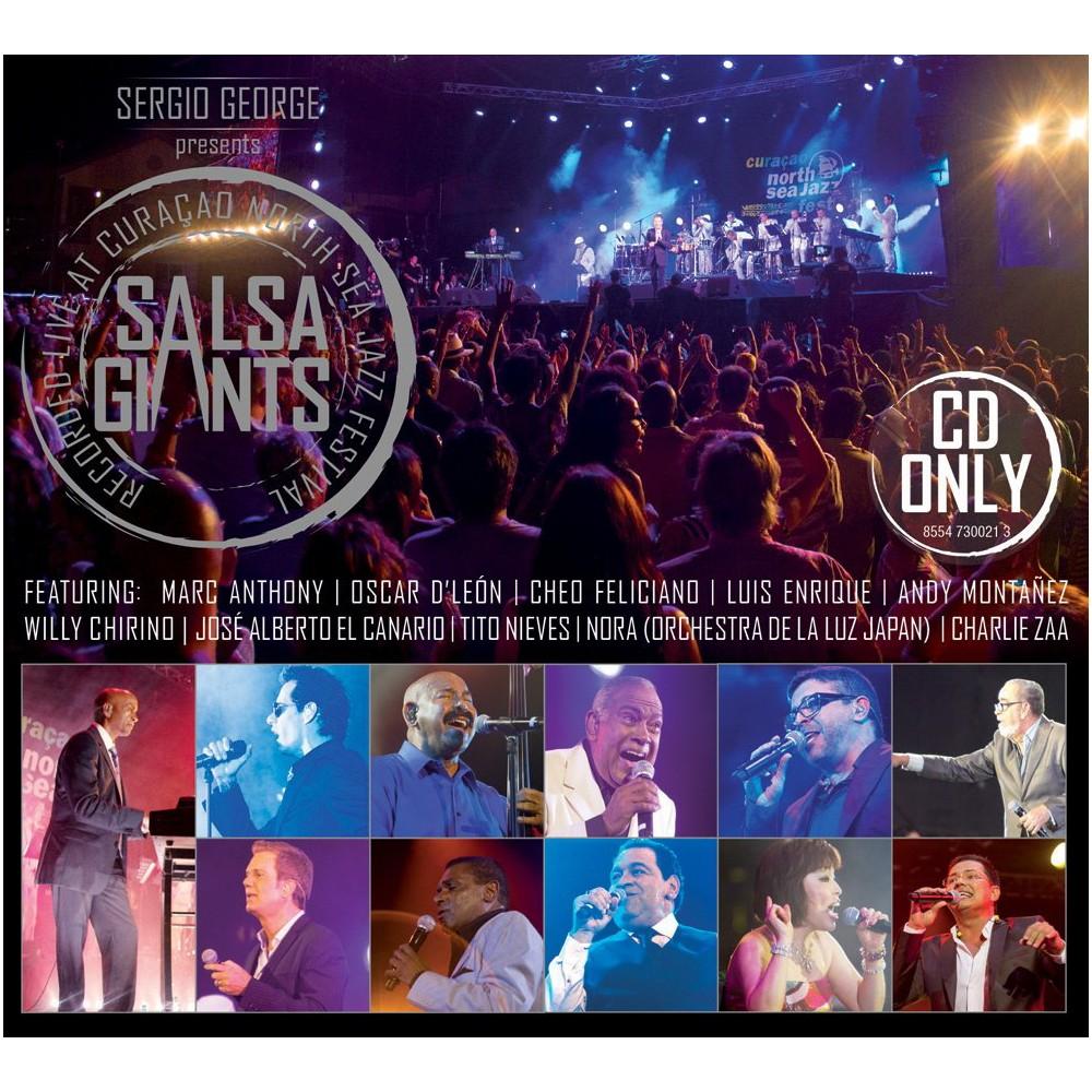 Sergio George Presents Salsa Giants Live