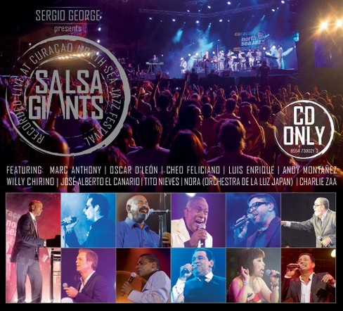 Sergio George Presents Salsa Giants Live - image 1 of 1