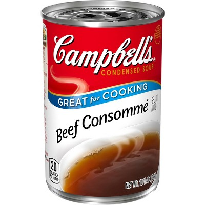 Campbell's Condensed Beef Consommé - 10.5 fl oz