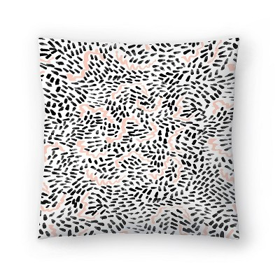 Americanflat Helena by Charlotte Winter Throw Pillow