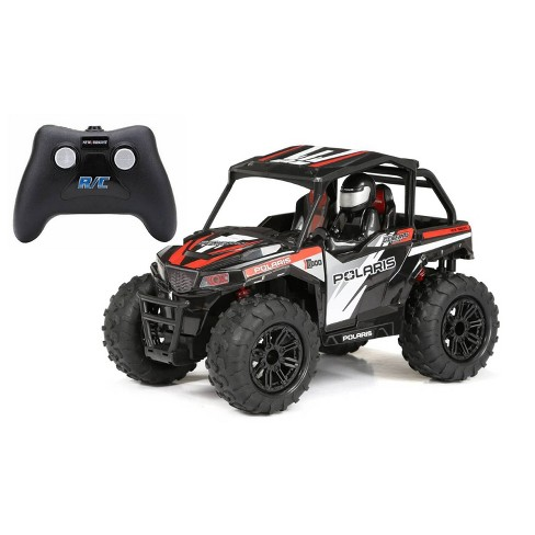 "New Bright 1:14 (12"") R/C Polaris General USB FF - image 1 of 4"