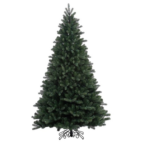 6.5ft Unlit Artificial Christmas Tree Noble Spruce Instant Shape - image 1 of 2