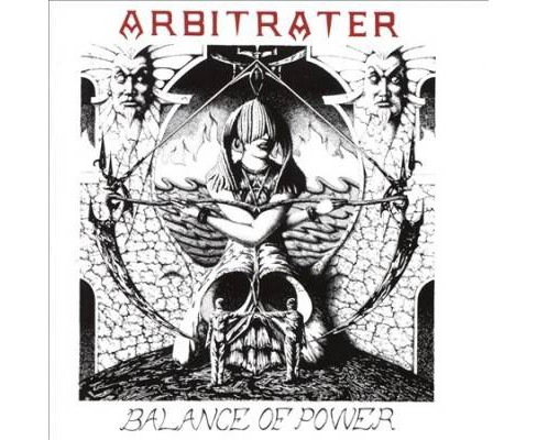 Arbitrater - Balance Of Power Plus Darkened Realit (CD) - image 1 of 1