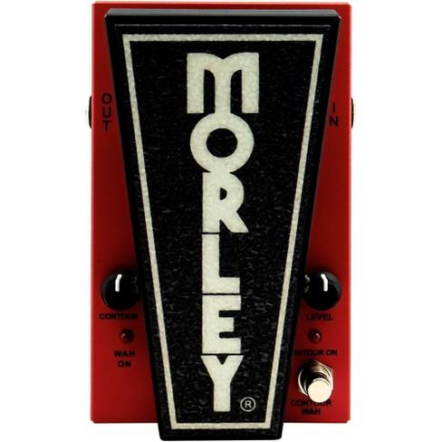 Morley 20/20 Bad Horsie Wah Effects Pedal - image 1 of 4