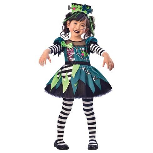 Kids' Monster Miss Girl Halloween Costume - image 1 of 1