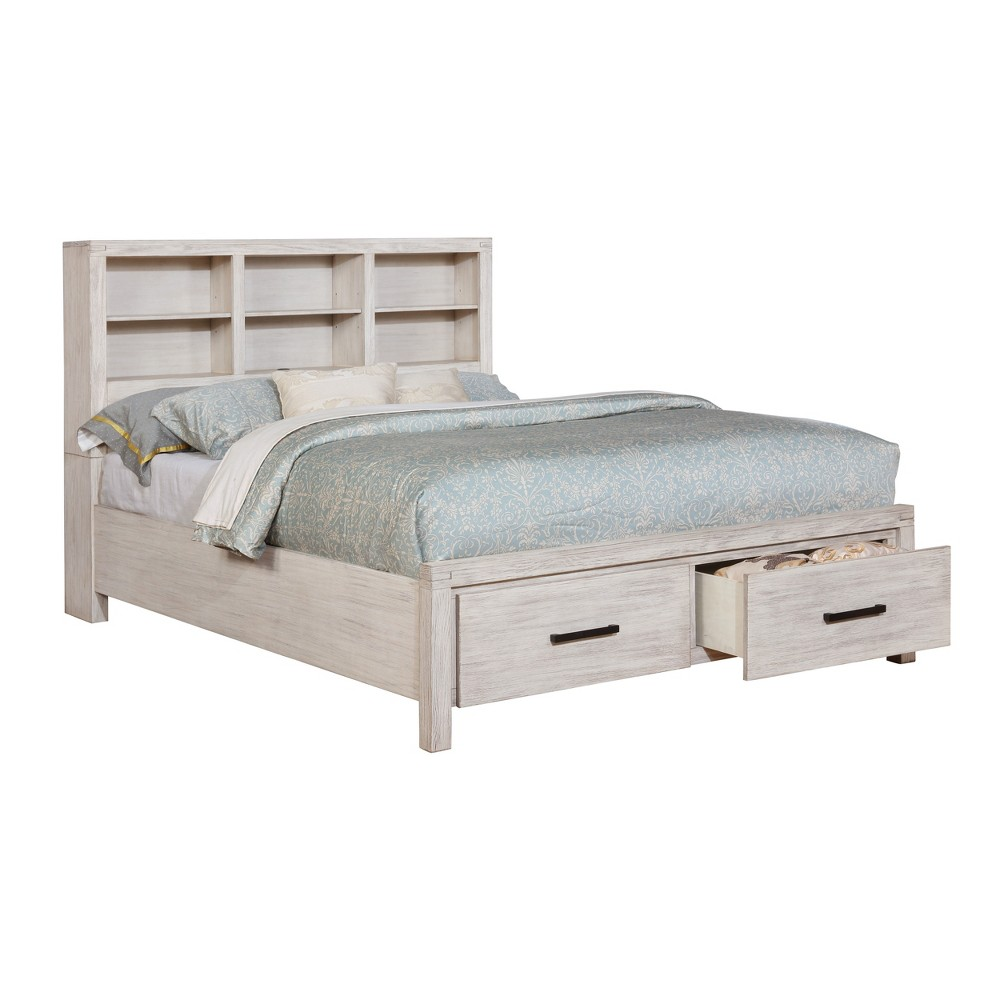 Adult Bed Winter White - Sun & Pine