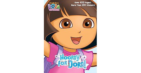 Hooray for Dora! (Paperback) - image 1 of 1