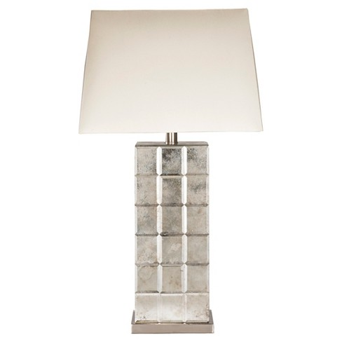 Selker Table Lamp - Silver - image 1 of 1