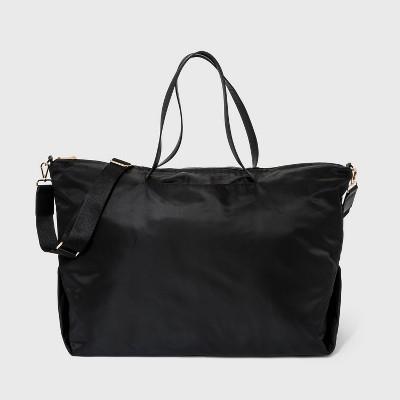 Soft Weekender Bag - A New Day™ Black