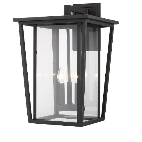 "Z-Lite 571XL Seoul 3 Light 23"" Tall Outdoor Wall Sconce - image 1 of 1"