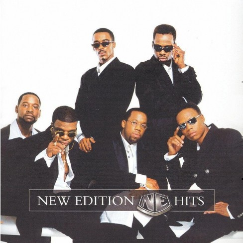 New Edition - Hits (CD) - image 1 of 1