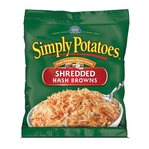 Simply Potatoes Shredded Hash Browns - 20oz - image 1 of 1