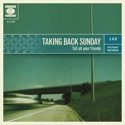 Taking back sunday - Tell all your friends (Vinyl) - image 1 of 1