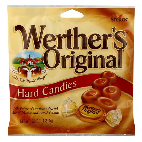 Werther's Original Hard Candies - 5.5oz