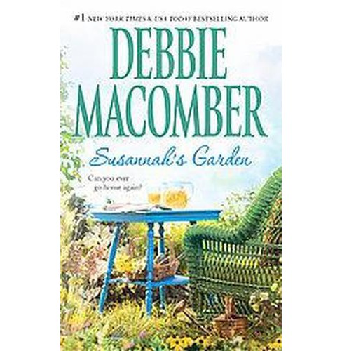 Susannah's Garden (Reprint) (Paperback) by Debbie Macomber - image 1 of 1