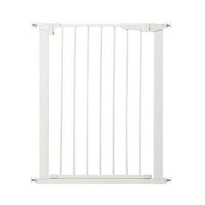 Kidco Tall and Wide Auto Close Gateway Gate - White