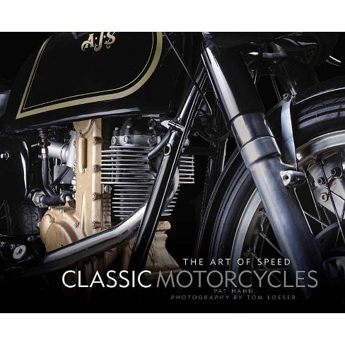 Classic Motorcycles - by  Pat Hahn (Hardcover) - image 1 of 1