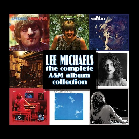 Lee michaels - Complete a&m albums (CD) - image 1 of 1