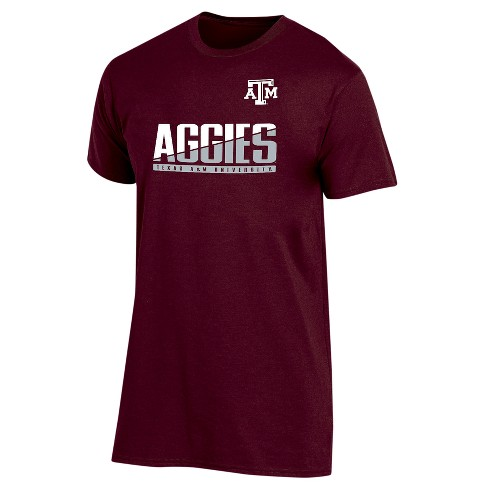 NCAA Men's Defend Your Honor Bi-Blend Poly Texas A&M Aggies T-Shirt - image 1 of 1