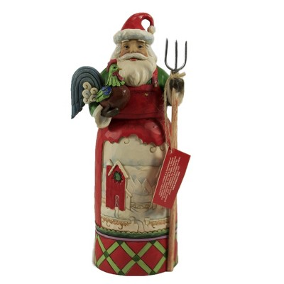 """Jim Shore 9.0"""" Homestead Holiday Country Living  -  Decorative Figurines"""