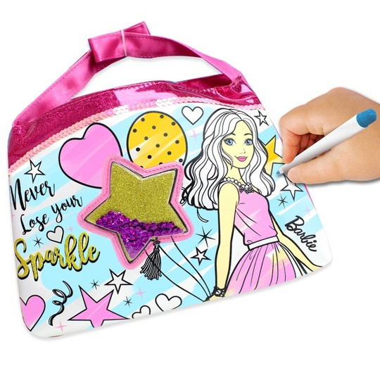 Barbie Sequins Purse, Women's image number null