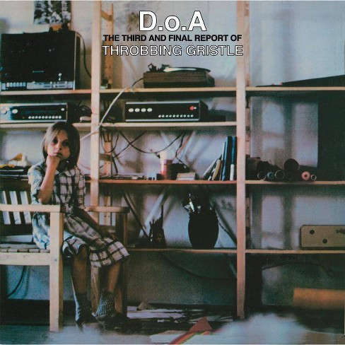 Throbbing Gristle - D.O.A.: The Third and Final Report of Throbbing Gristle (Green Transparent) (Vinyl) - image 1 of 1