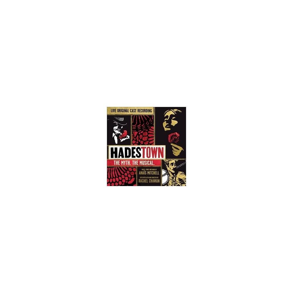 Original Broadway Ca - Hadestown:Myth Musical (Ocr) (CD)