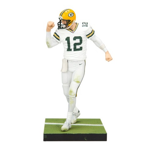 Green Bay Packers McFarlane Toys Madden NFL  Ultimate Team Series Aaron  Rodgers Figure   Target 58a28413b