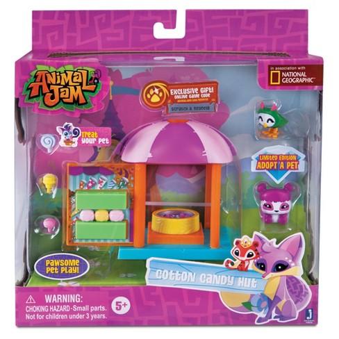 Animal Jam Pet Hut Cotton Candy Hut Target