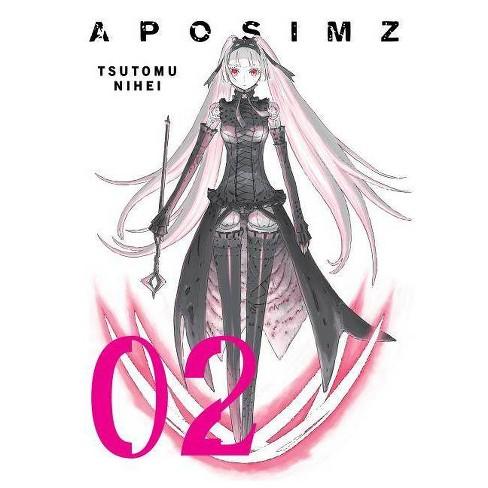 Aposimz, Volume 2 - by  Tsutomu Nihei (Paperback) - image 1 of 1