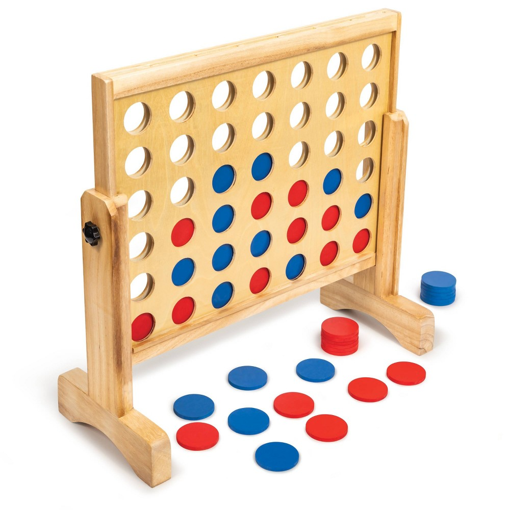 Image of Beyond Outdoors Giant Connect 4-in-a-Row