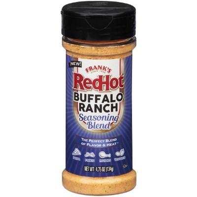 Frank's RedHot Buffalo Ranch Seasoning Blend - 4.75oz