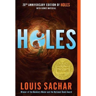 Holes by Louis Sachar (Paperback)