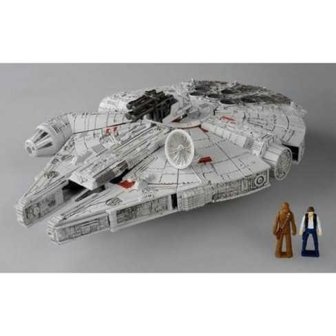 Star Wars Powered by Transformers - Millennium Falcon Action Figures - image 1 of 4