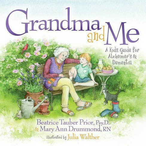 Grandma and Me - by  Beatrice Tauber Prior & Mary Ann Drummond (Hardcover) - image 1 of 1