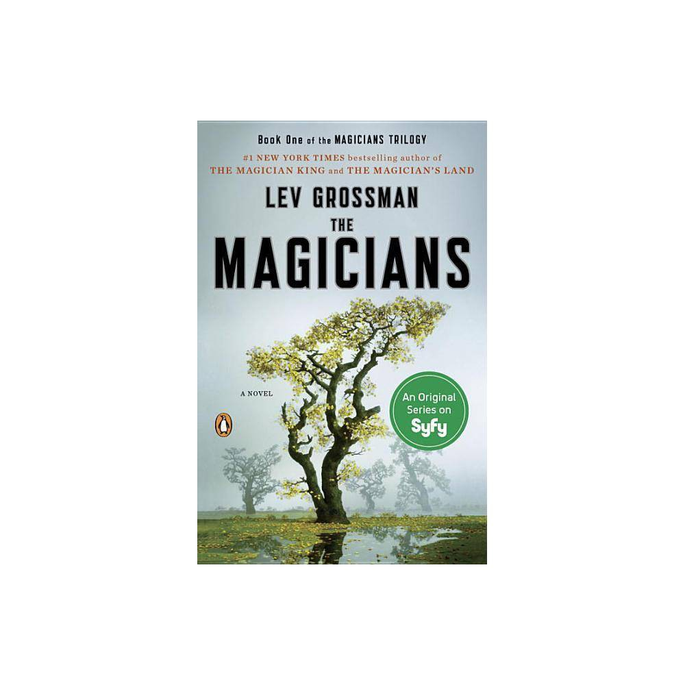 The Magicians Magicians Trilogy By Lev Grossman Paperback