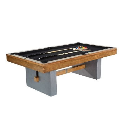 Barrington Urban Collection 8' Billiard Table - Brown