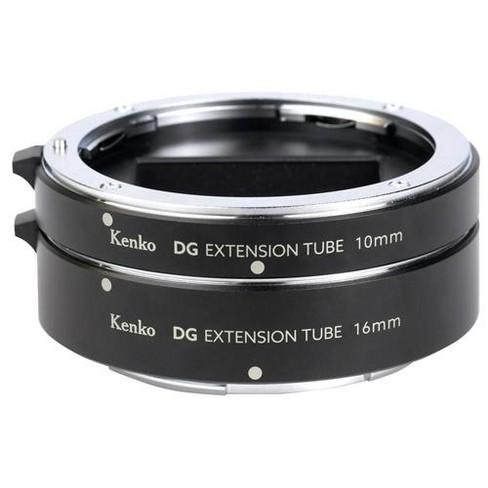 Kenko AF Extension Tube Set for Nikon Z Mounts, Includes 10mm and 16mm Tubes - image 1 of 4