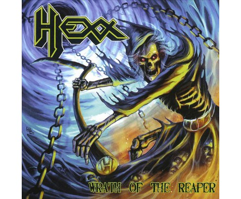 Hexx - Wrath Of The Raper (CD) - image 1 of 1