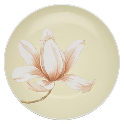 Noritake Colorwave White Little Gem Floral Accent Plate