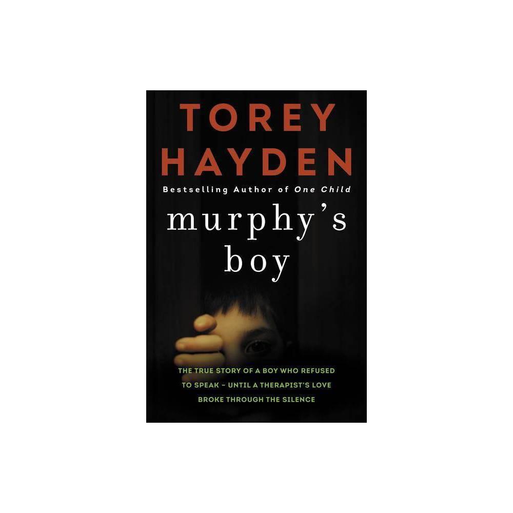 Murphy S Boy By Torey Hayden Paperback