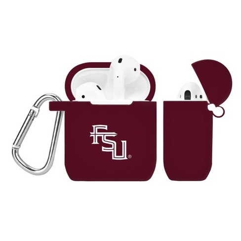 NCAA Florida State Seminoles Silicone Cover for Apple AirPod Battery Case - image 1 of 1