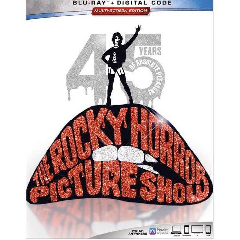 The Rocky Horror Picture Show 45th Anniversary Edition (Blu-ray + Digital) - image 1 of 1