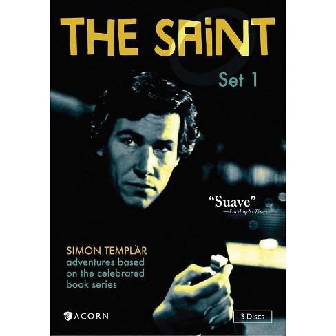 The Saint: Set 1 (DVD) - image 1 of 1