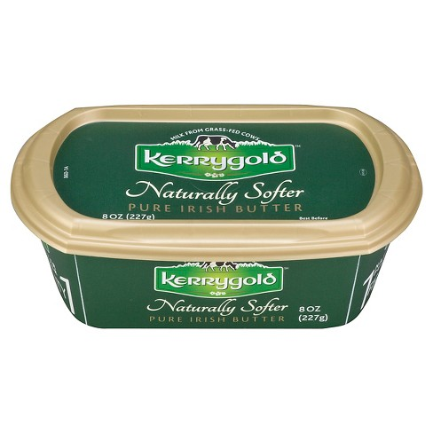 Kerrygold Irish Butter Naturally Softer - 8oz - image 1 of 1