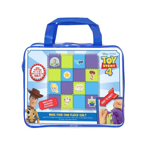 Disney Toy Story 4 Make Your Own Fleece Quilt - image 1 of 3